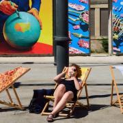 Impressions urbaines, par Frédérique K.