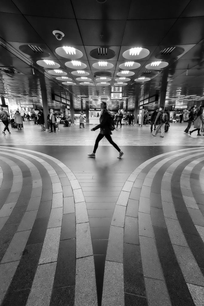 Promenades urbaines, par Marie-Pierre Renaud