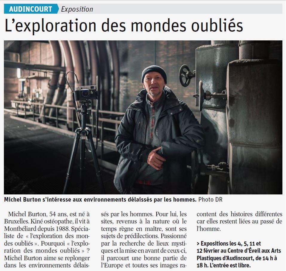 L'Est Républicain, le 03/02/2017
