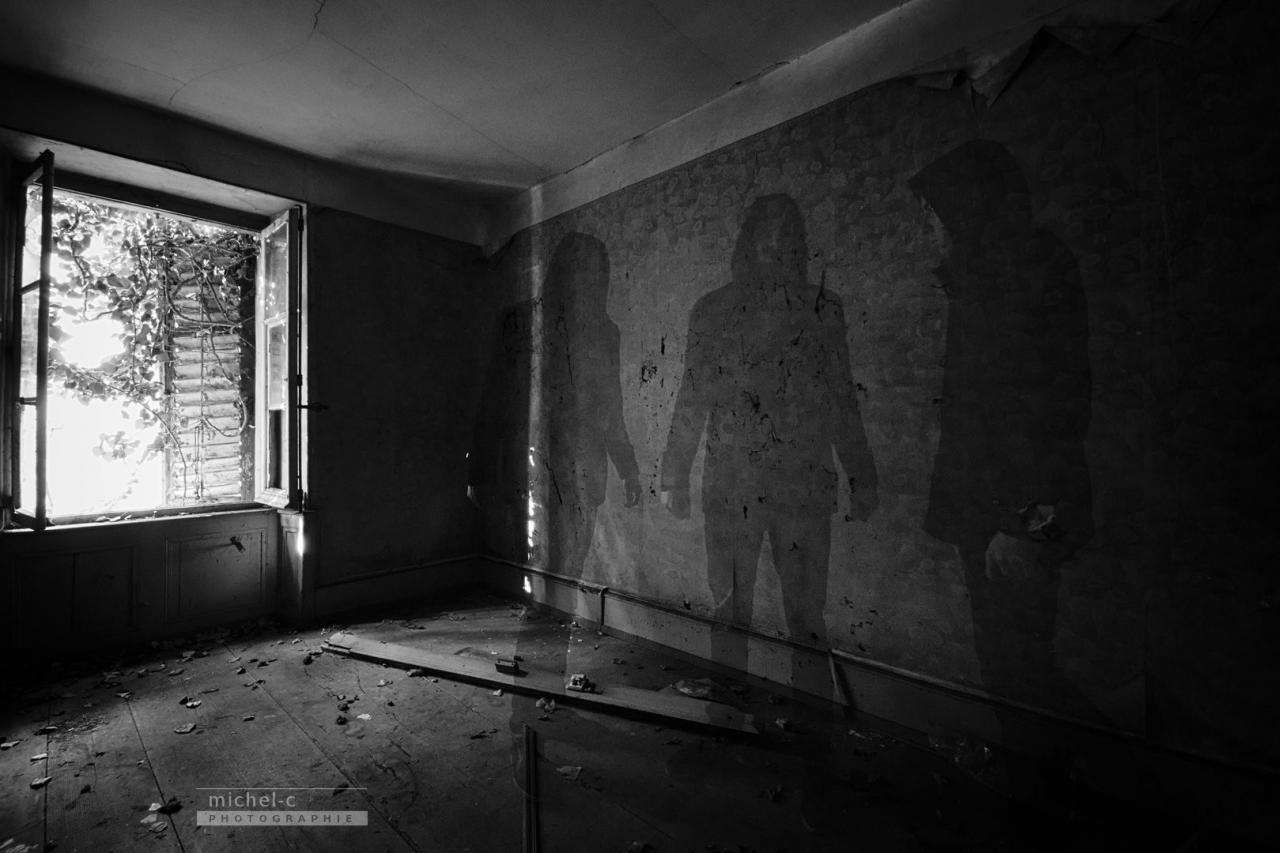 Au delà par Michel Cramatte